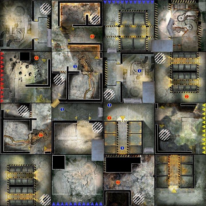 Misión - Asalto al laboratorio Asalto13