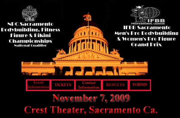 Sacramento Pro 2009 2009sa10