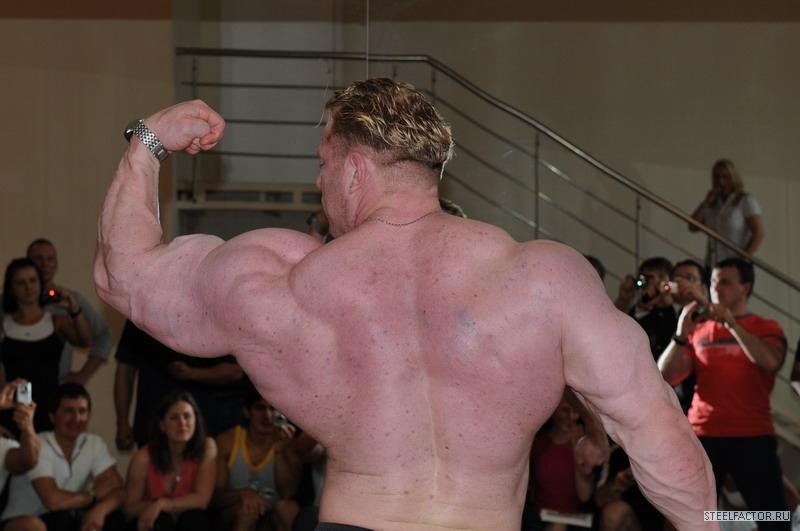 Dennis Wolf, en route pour Olympia (21 septembre 2009) 510