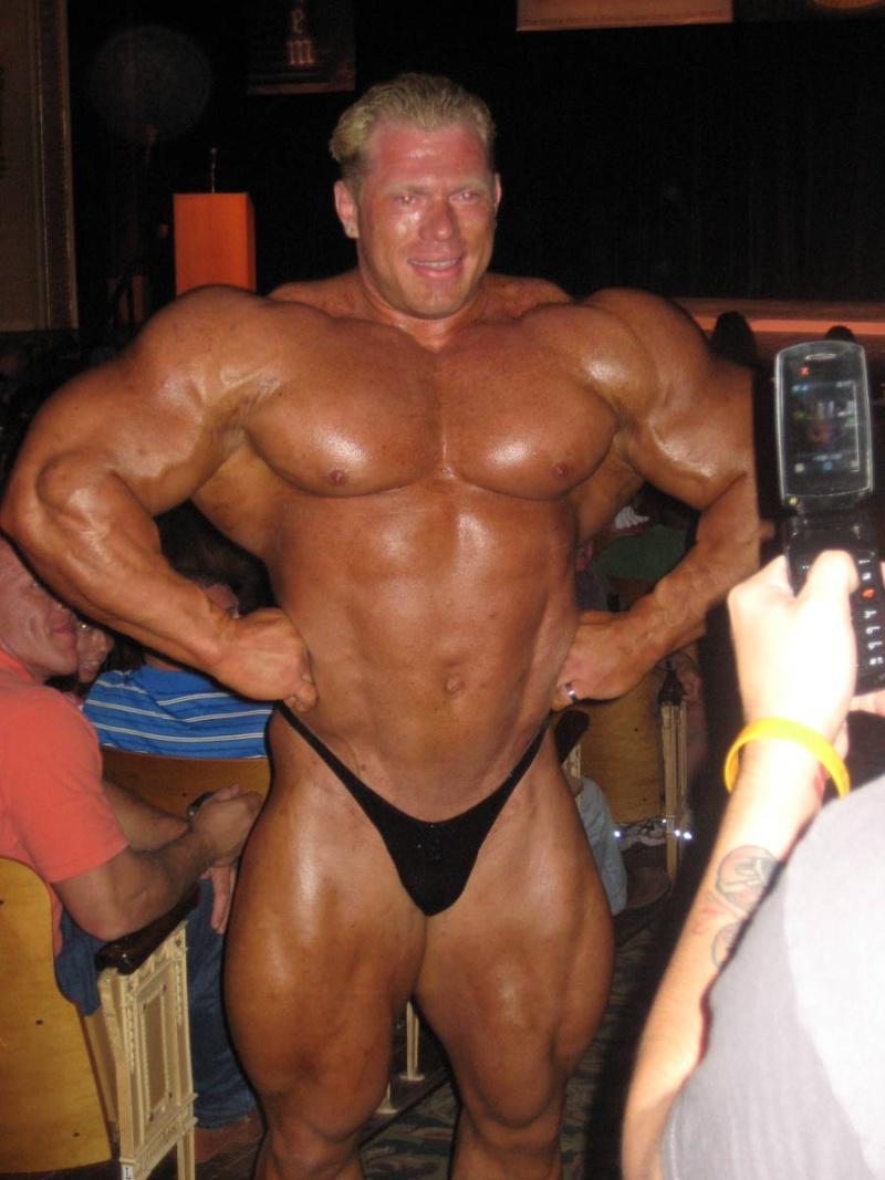 Dennis Wolf, en route pour Olympia (21 septembre 2009) Dennis10