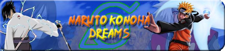 Naruto Konoha Dreams
