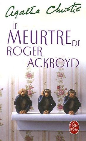 Les romans mettant en scène Hercule Poirot. Ackroy10