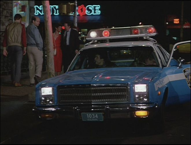 NYPD Ghostbusters, gyrophares 07010