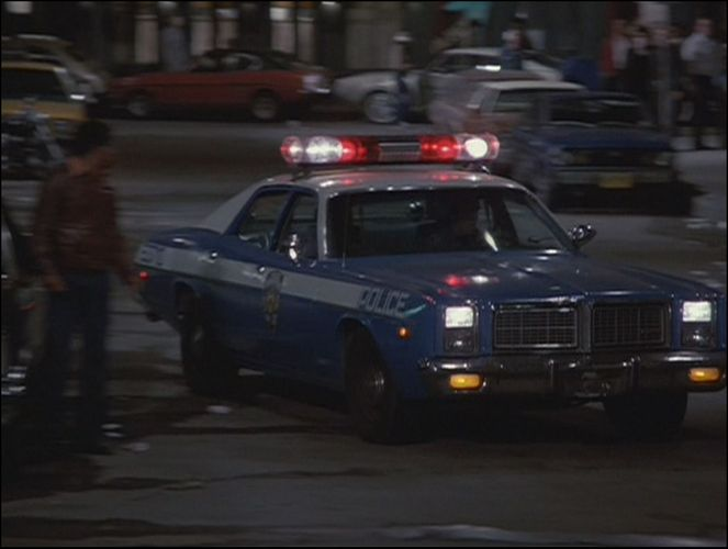NYPD Ghostbusters, gyrophares 07610