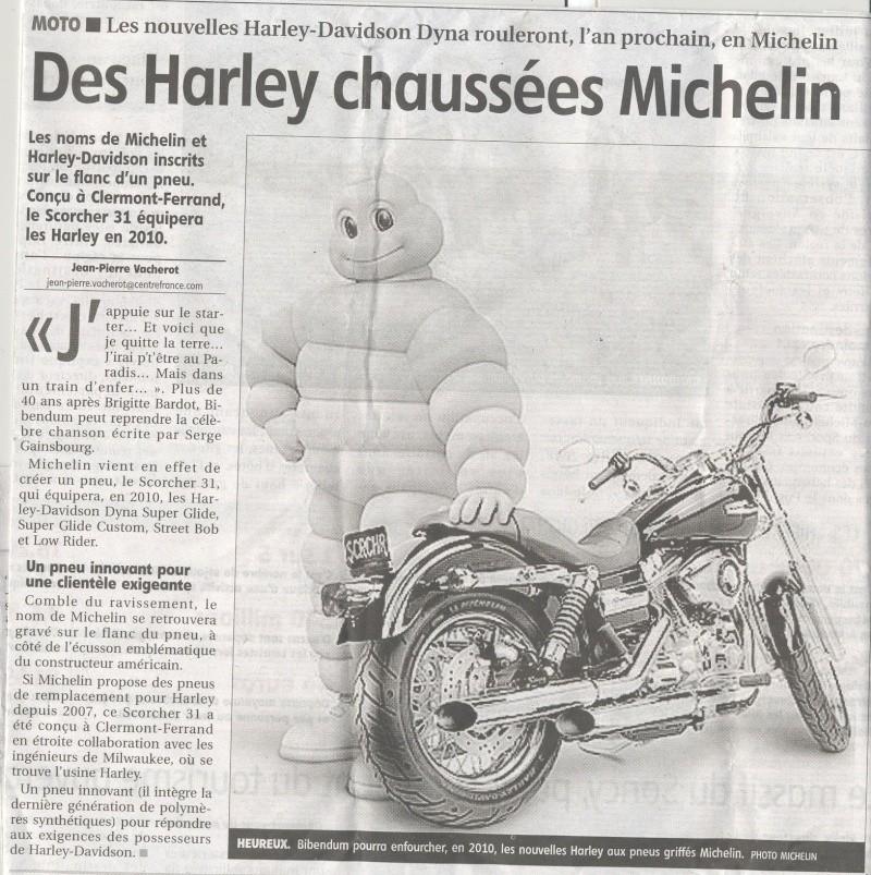 Michelin Scorcher sur Dyna Numari10