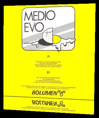 Medio Evo - Bolumen 6 (1987) (NUEVO) - Página 3 Medioe10