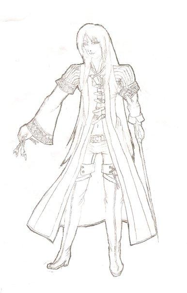 zilch storyline) Astral justice:Conflict Rouzen11