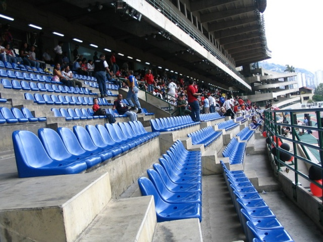 Caracas | Estadio Nacional Brígido Iriarte | 15.000 Estadi10