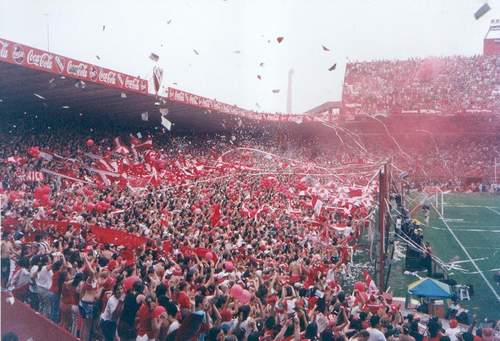 Estadio Libertadores de América, Argentina Ind10