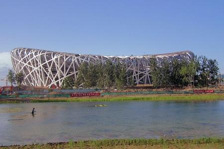 Estadio Nacional de Pekín, China Nido210