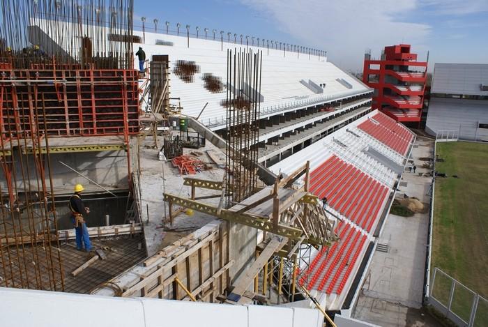 Estadio Libertadores de América, Argentina Obras-10