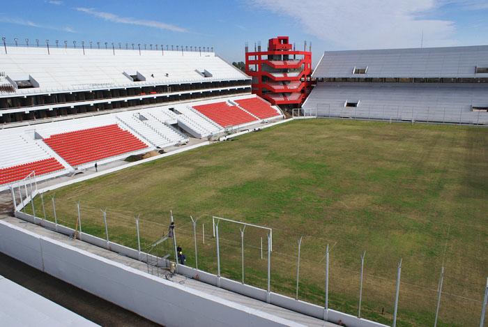Estadio Libertadores de América, Argentina Obras-12