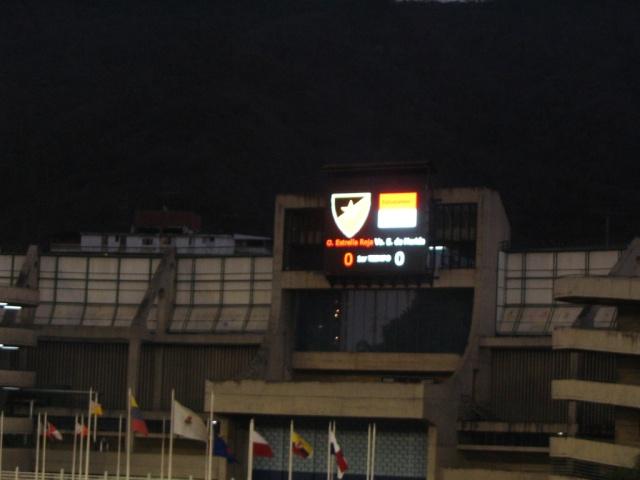 Caracas | Estadio Nacional Brígido Iriarte | 15.000 Pantal10