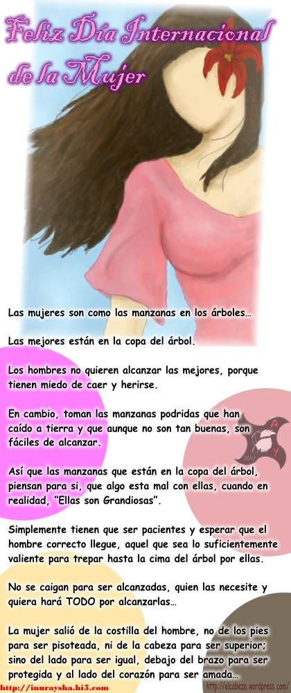 Día Internacional de la Mujer Diamuj10