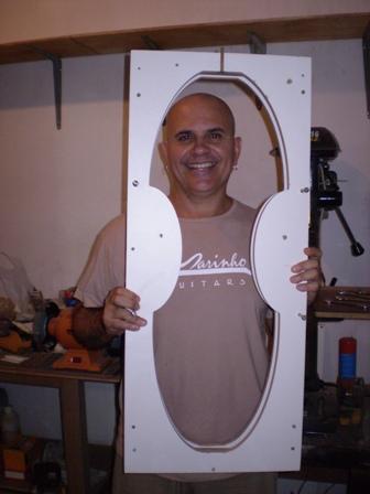 Visita ao Luthier Jorge Marinho - Salvador Foto0310