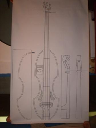 Visita ao Luthier Jorge Marinho - Salvador Foto0410