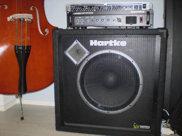 Hartke LH500 e Caixa VX-115 Lh500-10