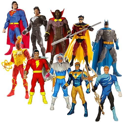 DC Universe Classics Action Figures Tema Principal _autoi10