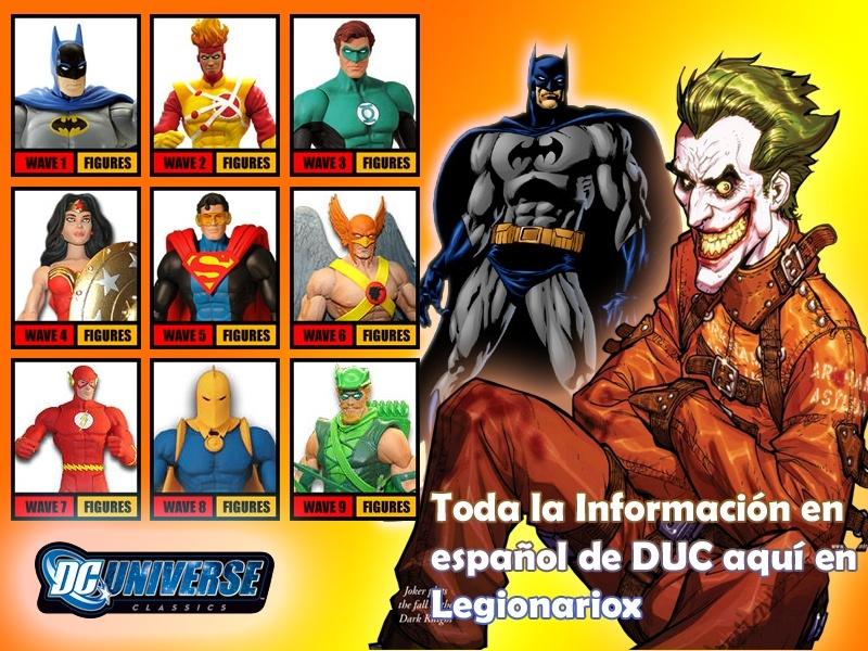 DC Universe Classics Action Figures Tema Principal Banner11