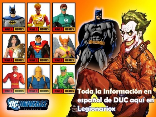 DC Universe Classics Información en español! Banner22