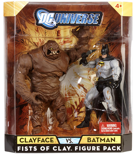 DC Universe Classics Action Figures Tema Principal Clayfa10