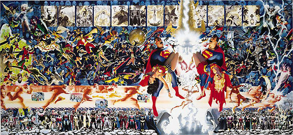 Justice League: Crisis On Two Earths Movie Coie_p10