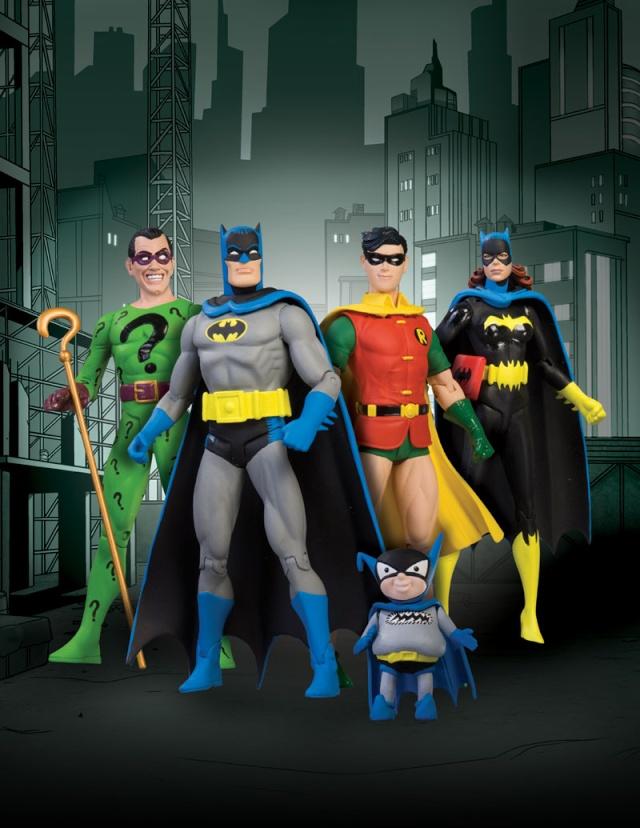 DC Direct Detective_Comics  5 pack Det_co10