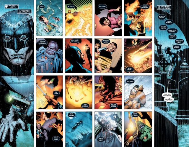 Blackest Night : Superman #1 Green_13