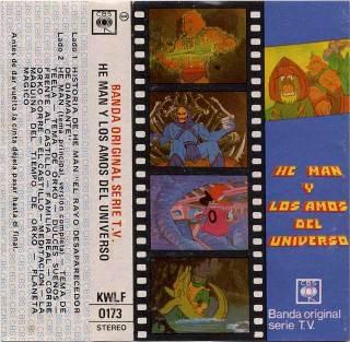 He-Man TV serie soundtrack Heman-10