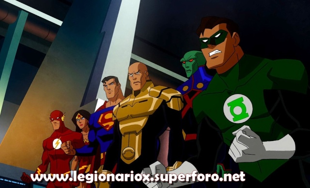 Justice League: Crisis On Two Earths Movie Jllex10