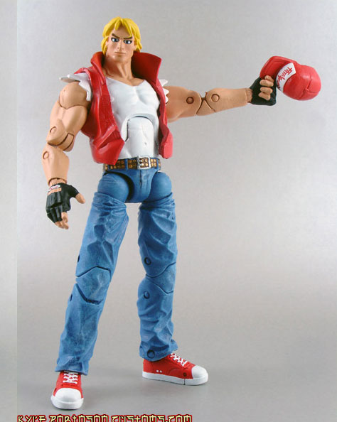 Terry Bogard Custom! Terry110