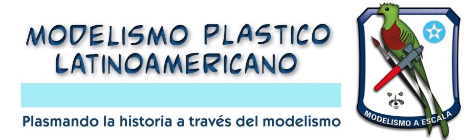 Modelismo Plástico Latinoaméricano