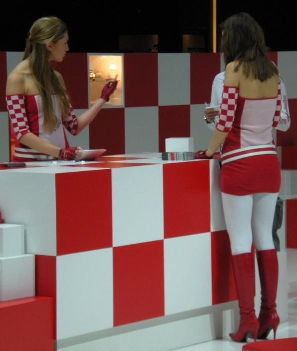 Salon de l'auto à Genève 2009 05210