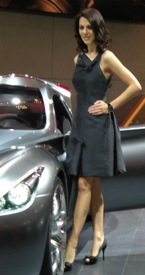 Salon de l'auto à Genève 2009 05410