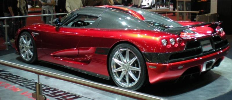 Salon de l'auto à Genève 2009 05710