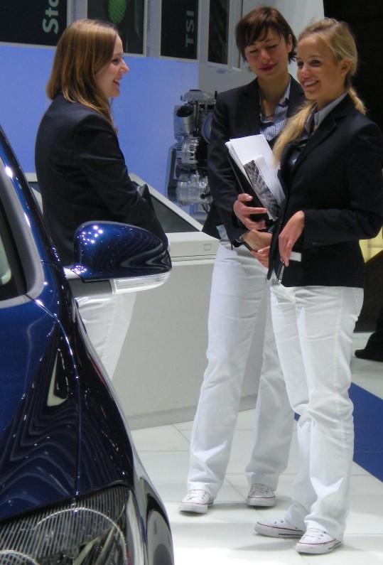 Salon de l'auto à Genève 2009 05910