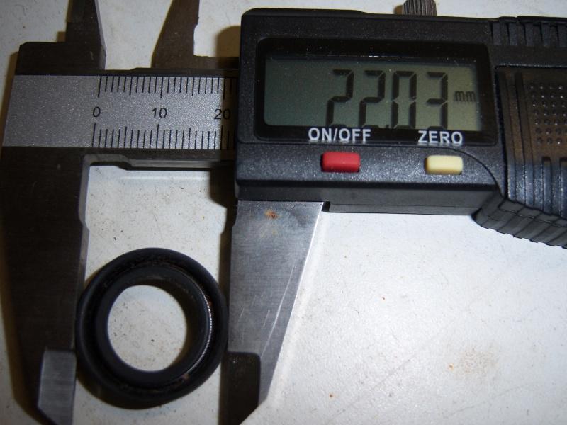 Retenes para motor tipo AV-3 100_4527