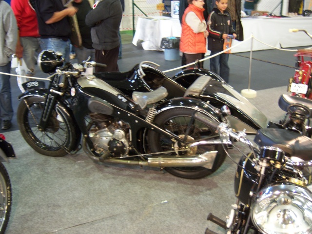 Mercadillo de motos antiguas en Goián (Pontevedra) 100_4543