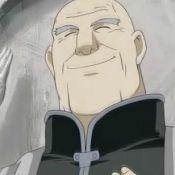 Fullmetal Alchemist Brotherhood - Personnages Cornel10