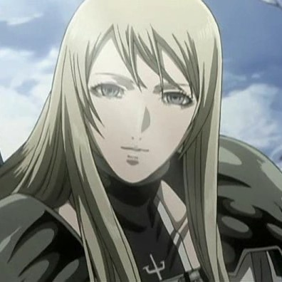 Claymore - Personnages Galate10