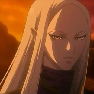 Claymore - Personnages Irene10