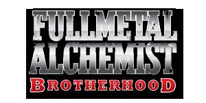Fullmetal Alchemist Brotherhood - Histoire Logo-f10