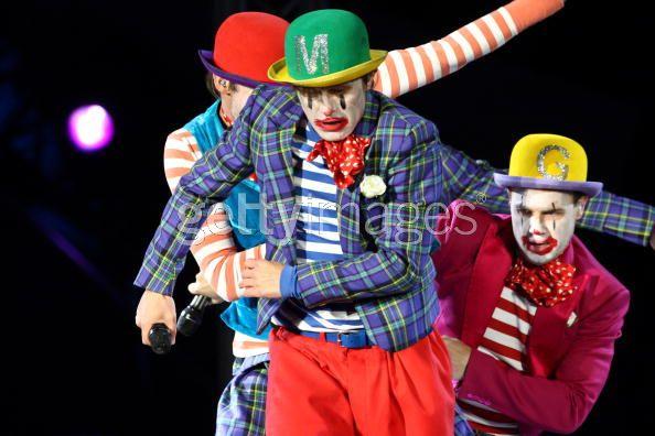 """Photos de """"The Circus Live""""2009 88240610"""