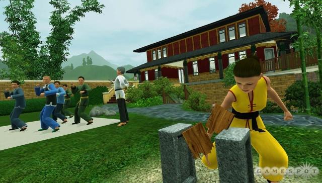 Les Sims™ 3 : Destination Aventure 39734611