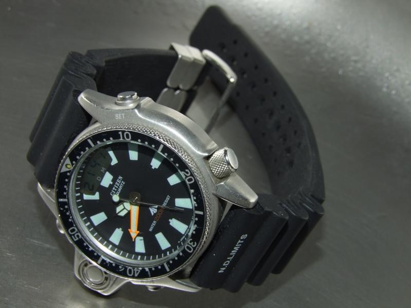 CITIZEN Aqualand 1 Diver's 200 JP2000-08E - Page 4 Plonge17