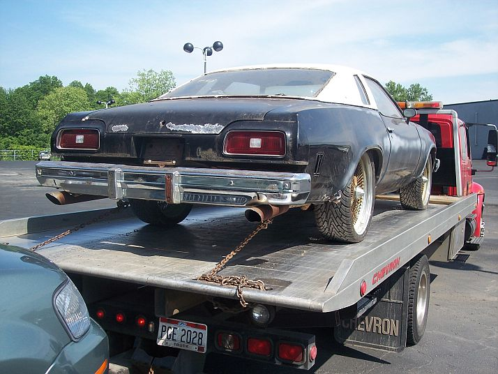 1974 malibu classic heading to Arizona C411