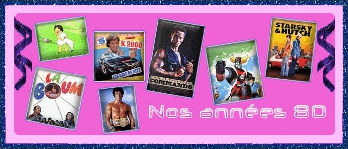 NOS ANNEES 80 (de 1977 A 1992)