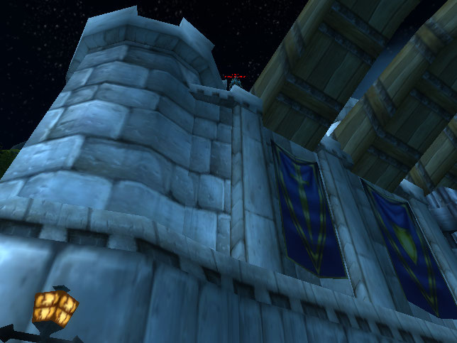 A visit to Stormwind Wowscr10