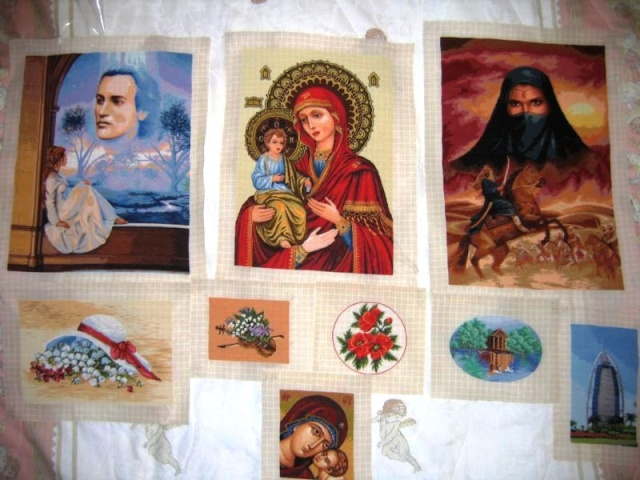 Mary - goblen galerie I Cartel10