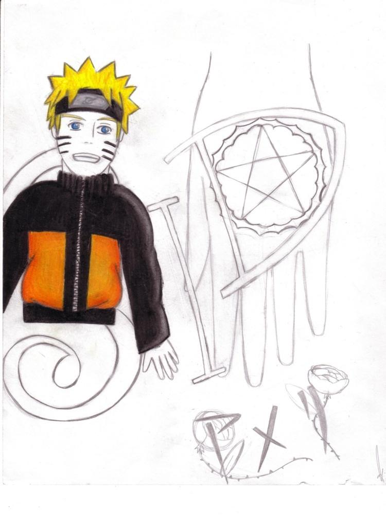 voici un petit aperçu de mes dessin!!! - Page 6 Projet10